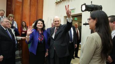 pres nelson at his best